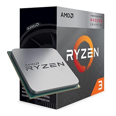 Bộ Vi Xử Lý CPU AMD Ryzen 3 3200G - Hàng Chính Hãng