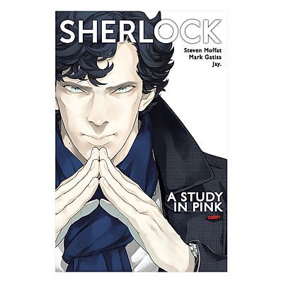 Sherlock Holmes - A Study In Pink
