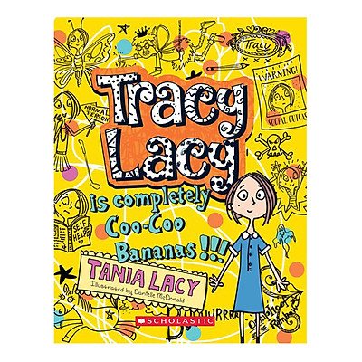 Tracy Lacy Is A Complete Coo-Coo Bananas!
