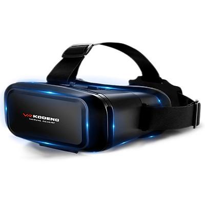 Kính Thực Tế Ảo VR 3D KODENG Hỗ Trợ Chơi Game/Xem Phim Đa Năng
