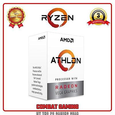 Bộ Vi Xử Lý CPU AMD Athlon 3000G Box - Hàng Chính Hãng