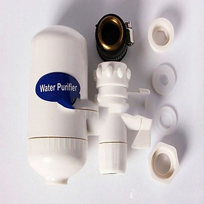 Đầu Lọc nước tự động tại vòi SWS 4 cấp lọc