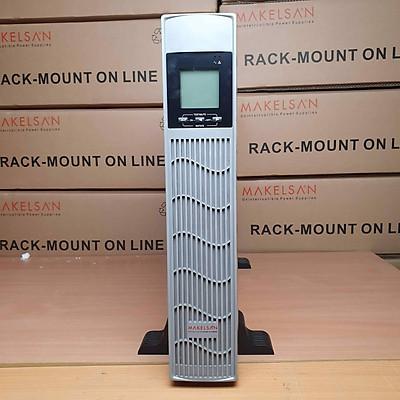 Bộ Lưu Điện UPS 2kVA Online Rack Tower - Makelsan ( Thổ Nhĩ Kỳ ) Hàng Nhập Khẩu Chính Hãng