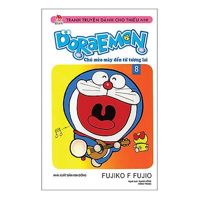 Doraemon - Chú Mèo Máy Đến Từ Tương Lai Tập 8 (Tái Bản 2019)