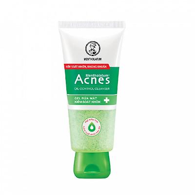 Gel Rửa Mặt Kiểm Soát Nhờn Ngăn Ngừa Mụn Acnes Oil Control Cleanser (100g)