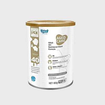 Sữa Viplus 40+ Úc dành cho người 40 tuổi trở lên