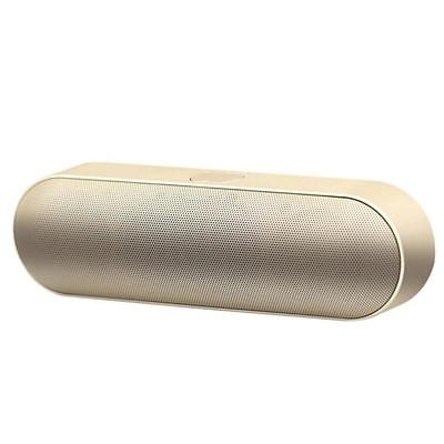 Capsule Pill Wireless Bluetooth Insert Card Mini Speaker Portable Subwoofer Speaker