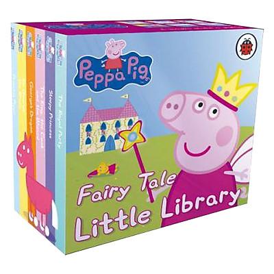 Sách thiếu nhi tiếng Anh - Peppa Pig: Fairy Tale Little Library