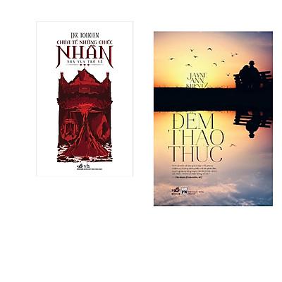 Combo 2 cuốn sách: Chúa tể của những chiếc nhẫn tập 3 -Nhà vua trở về   + Đêm thao thức