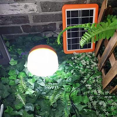 Đèn Led Búp Năng Lượng Mặt Trời Công Suất 50W