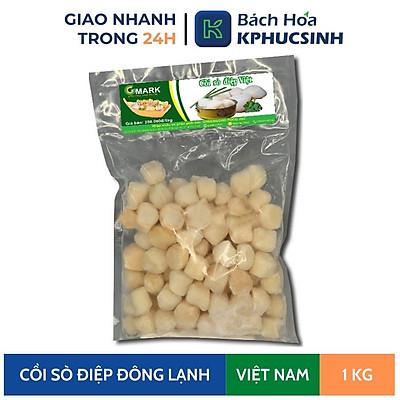 Cồi sò điệp Việt Nam 500g