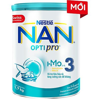 Sữa Bột Nestlé NAN OPTIPRO HM-O 3 1.7kg