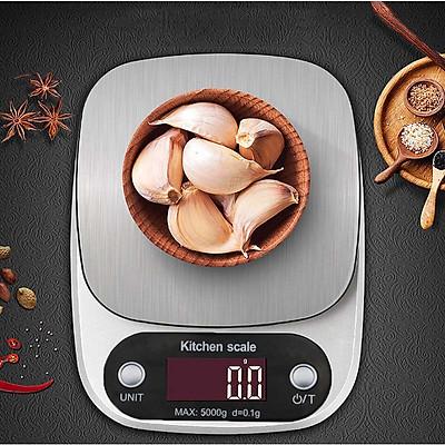 Cân nhà bếp điện tử Kitchen Scale EB5 Kèm 2 Pin Cân Chính Xác Từ 0,1gr Đến 5Kg