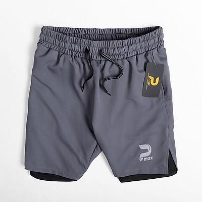 Quần đùi shorts 2in1 bó đùi trong Pmax mẫu hot hit