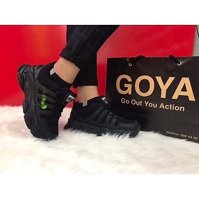 Giày thể thao nữ sneaker cao cấp Fashion 2020 - GOYA 10 - Full size, màu thoải sức lựa chọn