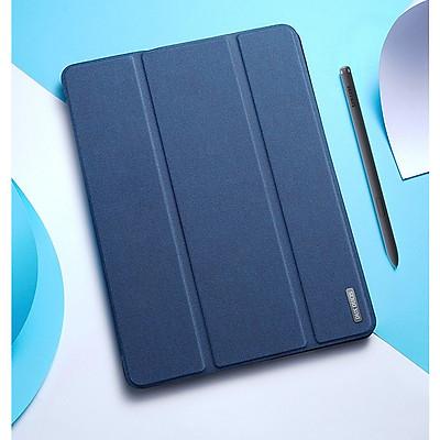 Bao da Samsung Galaxy Tab S6 Lite P610/P615 DUX DUCIS Smartcover - Hàng nhập khẩu