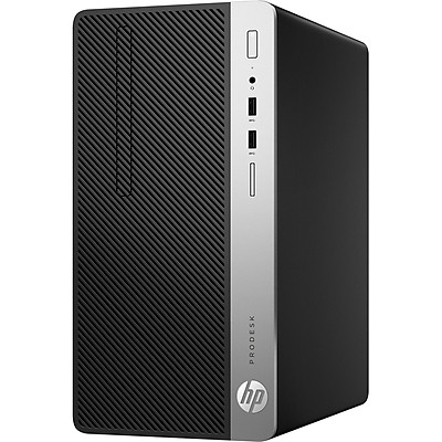 Máy Tính Để Bàn PC HP ProDesk 400 G6 MT 7YH47PA (Core i5-9500/ 4GB RAM/ 500GB HDD/ DVDRW/ K+M/ DOS) - Hàng Chính Hãng