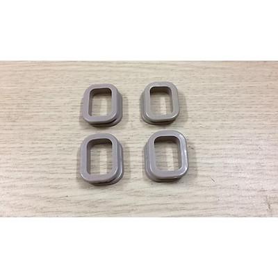 Ốp viền núm chốt cửa Daewoo Matiz 1,2&Chery QQ3 giá 1 bộ 4 cái .