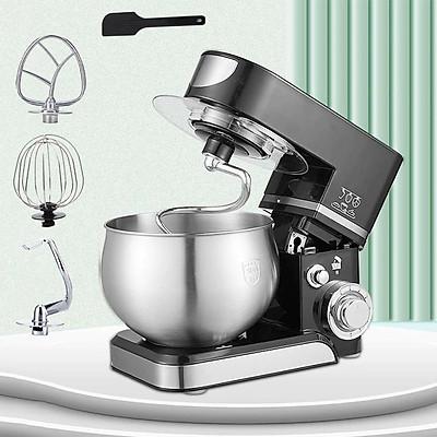 Máy nhào bột, đánh trứng, trộn thực phẩm làm bánh 5 lít 1200W SC205A Hàng Chính Hãng