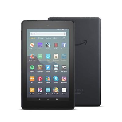 Máy Tính Bảng Kindle Fire 7 (9th) 16GB ( 2019)  Black- Hàng nhập Khẩu