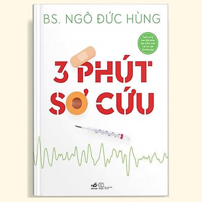 Sách - 3 Phút Sơ Cứu