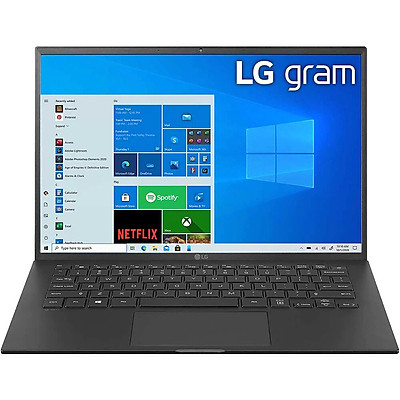 Laptop LG Gram 2021 14Z90P-G.AH75A5 (Core i7-1165G7/ 16GB LPDDR4X/ 256GB SSD NVMe/ 14 WUXGA IPS/ Win10) - Hàng Chính Hãng