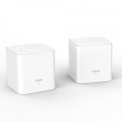 Hệ thống WiFi mạng lưới phủ sóng khắp nhà Tenda Nova MW3 ( phủ rộng