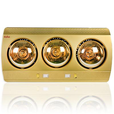 Đèn sưởi nhà tắm Braun Kohn KN03G - Hàng chính hãng