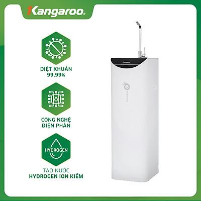 Máy Lọc Nước RO Hydrogen Ion Kiềm Kangaroo KG100ES 7 Lõi - Hàng Chính Hãng