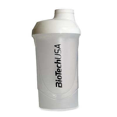 Bình Lắc Tập Gym Shaker Wave BiotechUSA - Hàng Chính Hãng