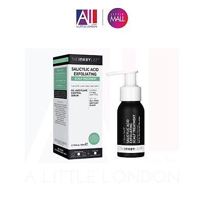 Tinh chất dưỡng tóc The Inkey List Salicylic Acid Exfoliating Scalp Treatment- 50ml