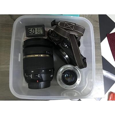 Hộp chống ẩm 4L cho máy ảnh mirrorless