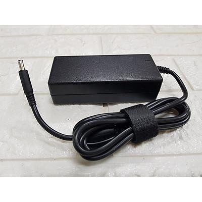 Sạc dành cho Laptop Dell 19.5V - 3.34A (65W) Chân Kim Nhỏ kích thước 4.5mm x 3.0mm - Hàng Nhập Khẩu