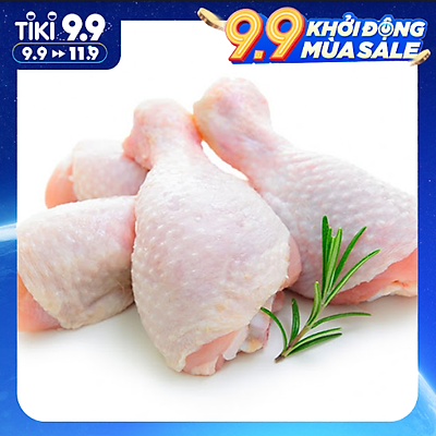 [Chỉ Giao HCM] - Đùi tỏi gà đông lạnh 500gr