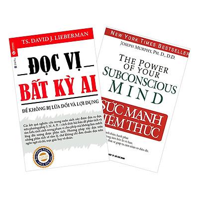 Combo Đọc Vị Bất Kỳ Ai + Sức Mạnh Tiềm Thức (2 cuốn)
