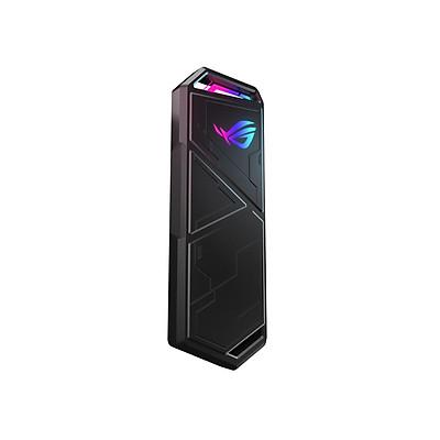 Hộp Đựng Ổ Cứng Di Động SSD ASUS ROG Strix Arion Lite ESD-S1CL - Hàng Chính Hãng