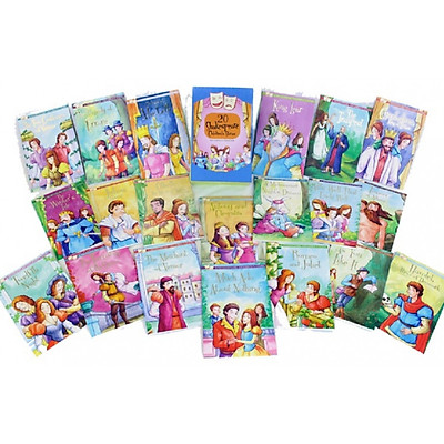 Sách tiếng Anh - Shakespeare Children's Stories 20 books