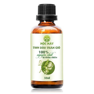 Tinh dầu Tràm Organic hữu cơ 50ml Mộc Mây - tinh dầu thiên nhiên nguyên chất 100% - dùng xông tắm ngừa cảm lạnh, giảm côn trùng cắn đốt cho Bé, Trẻ sơ sinh và Trẻ nhỏ | An toàn cho làn da nhạy cảm của Bé