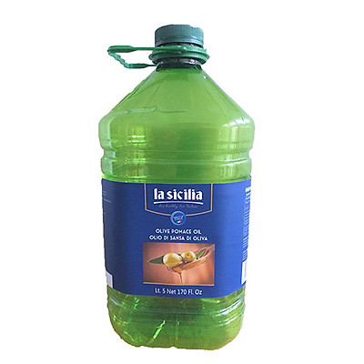 Dầu Oliu Pomace - Pomace Oliu Oil La Sicilia Italia 5 Lít