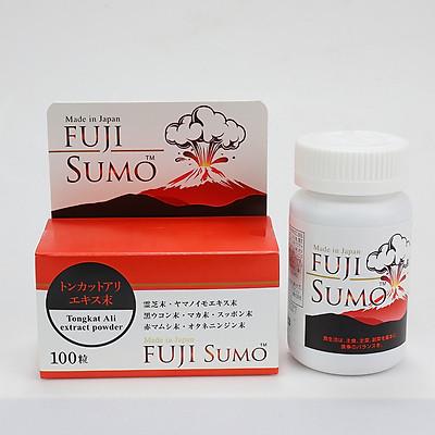 Thực Phẩm Chức Năng Viên uống tăng cường sinh lý nam Fuji Sumo nội địa Nhật