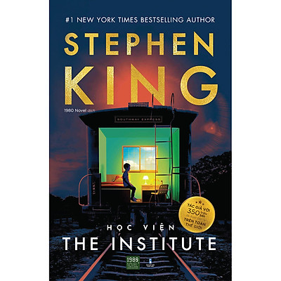 Học Viện - The Institute (Stephen King)
