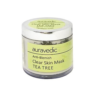 Mặt nạ AuraVedic Anti Blemish Clear Skin 100g