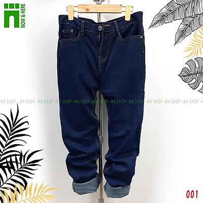 Quần jean nam size từ 45kg đến BIG SIZE 100kg - quần bò nam cao cấp - NH Shop