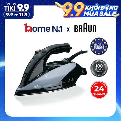 Bàn ủi hơi nước Braun TS545EA - Hàng Chính Hãng