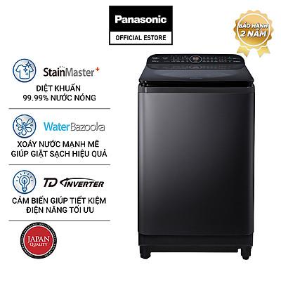 [CHỈ GIAO TẠI HCM] - Máy Giặt Cửa Trên Panasonic 11KG NA-FD10VR1BV - Hàng Chính Hãng