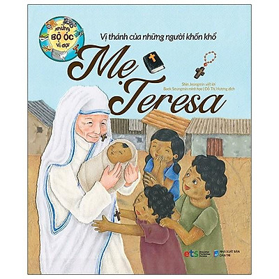 Sách - Những Bộ Óc Vĩ Đại Vị Thánh Của Những Người Khốn Khổ Mẹ Teresa