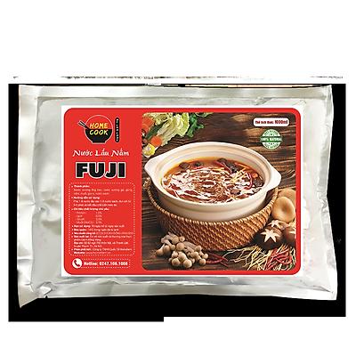 [Chỉ giao HCM] - Nước lẩu nấm Fuji Homecook - 1 túi