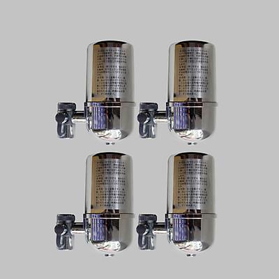Combo 4 máy lọc nước tại vòi cao cấp - Chính hãng