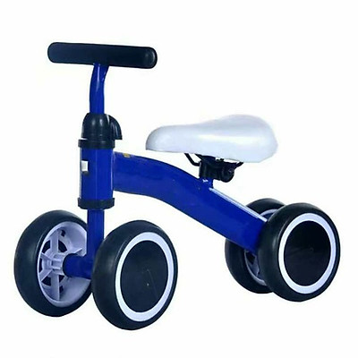 Xe chòi chân thăng bằng cho bé 4 bánh