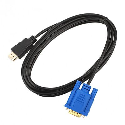 Cáp Chuyển Đổi Cổng HDMI Sang Cổng VGA (1.8m)
